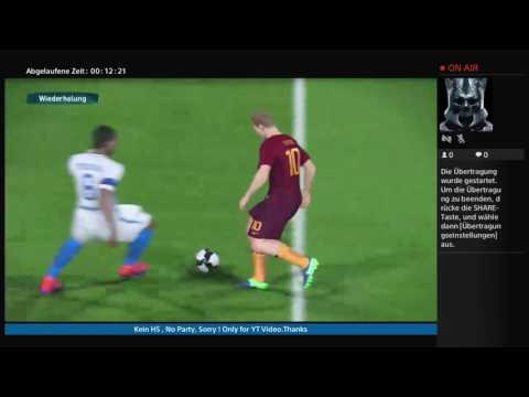 Pes2017 # INTER MILAN vs. AS ROMA / FC BARCELONA # @ Superst