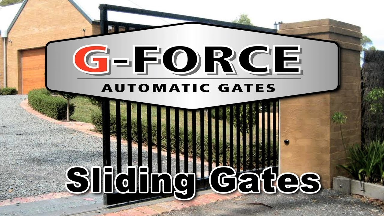 G Force Automatic Gates Diy Sliding Gate Motor Kits