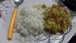 Очень Вкусно! Бенген Барта — Индийское Блюдо из Запеченных Баклажанов!