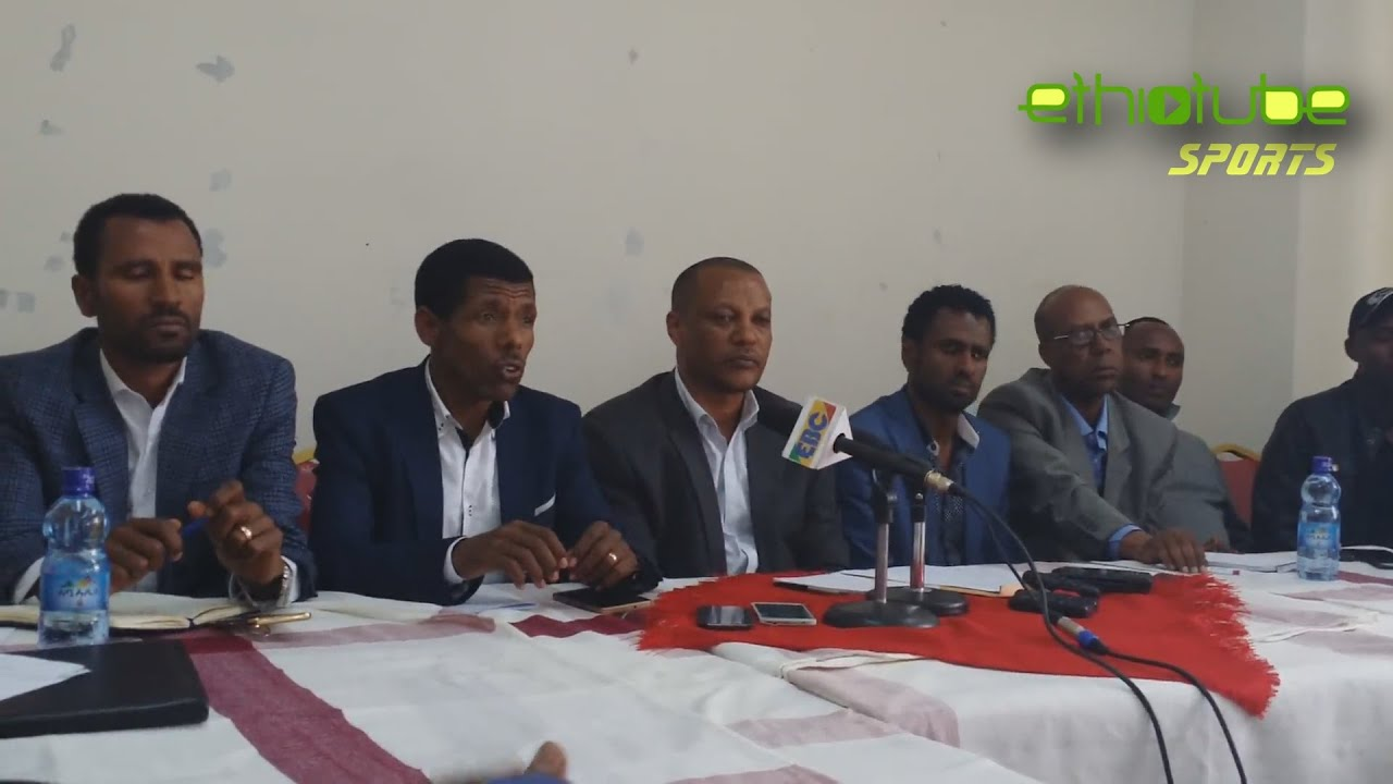 Press briefing by Haile Gebresilassie about Ethiopia at Rio Olympic 2016