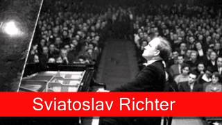 Sviatoslav Richter: Chopin -   Scherzo No. 2 in B-flat minor, Op. 31