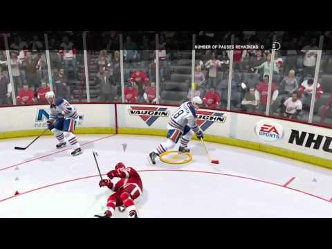 NHL 12: A Good Defenceman Shows No Mercy
