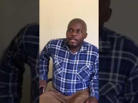 Langton Chirinda independent Presidential candidate Zimbabwe 2018
