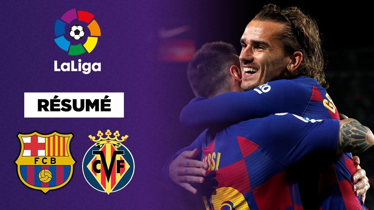 Download Résumé : Griezmann marque, le FC Barcelone relève la tête contre Villarreal