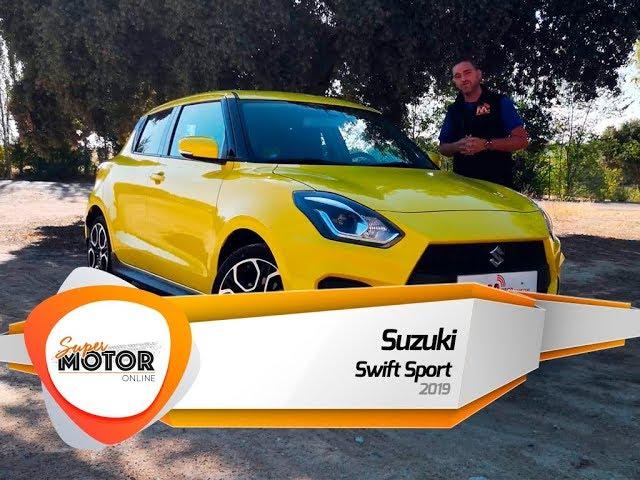 Suzuki Swift Sport 2019 / Al volante / Review / Supermotoronline.com