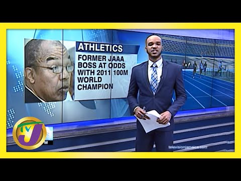 Former JAAA Boss at Odds with World Champion   TVJ Sports News