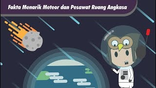 Kenapa Meteor Hancur sedangkan Pesawat Luar Angkasa tidak Ketika Masuk Atmosfer Bumi ?