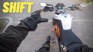 How To Shift Gears On A Motorcycle ~ MotoJitsu