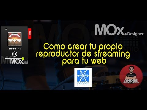 Crea Tu Propio Reproductor Streaming Html5 Para Tu Web