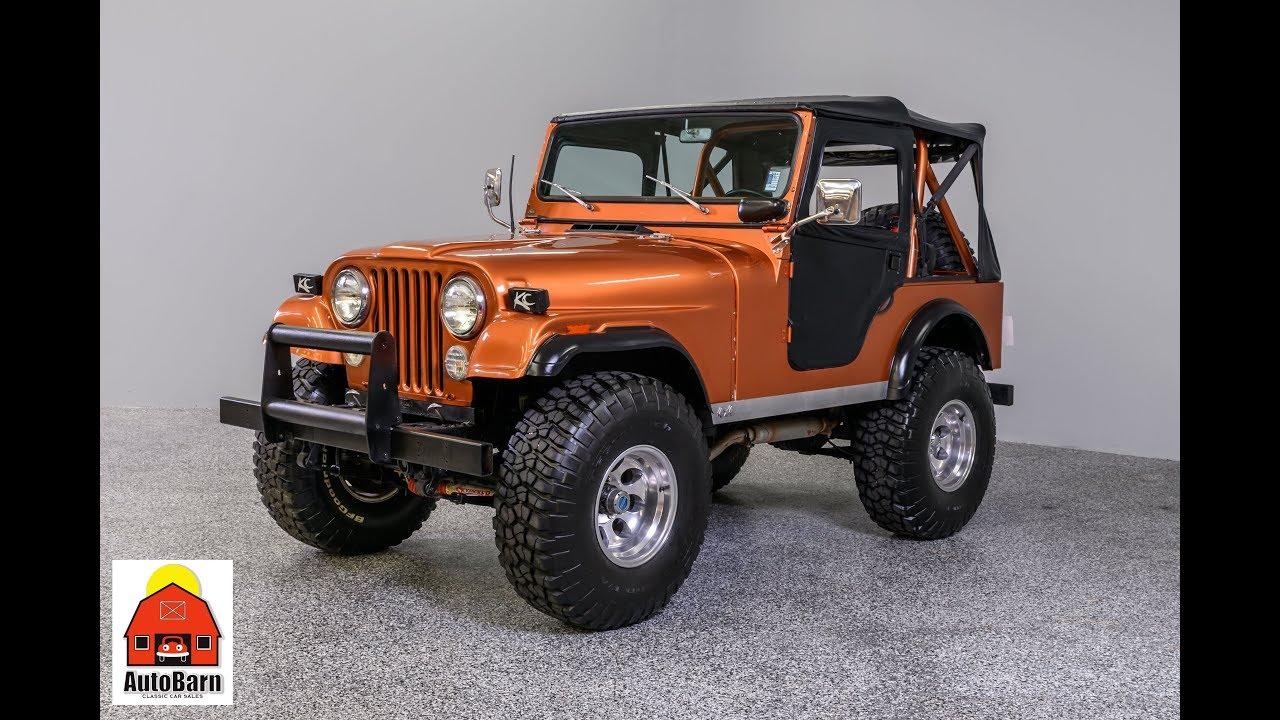 1975 jeep cj5 dashboard [ 1280 x 720 Pixel ]