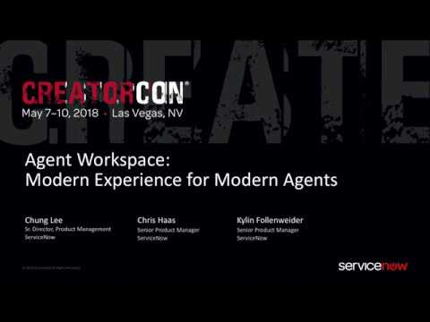 Ccb1102 Agent Workspace Modern Experience For Modern Agents Youtube