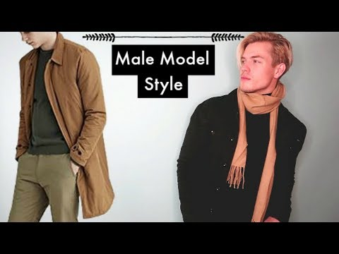 How to DRESS Like a MALE MODEL | Men's Style & Fashion