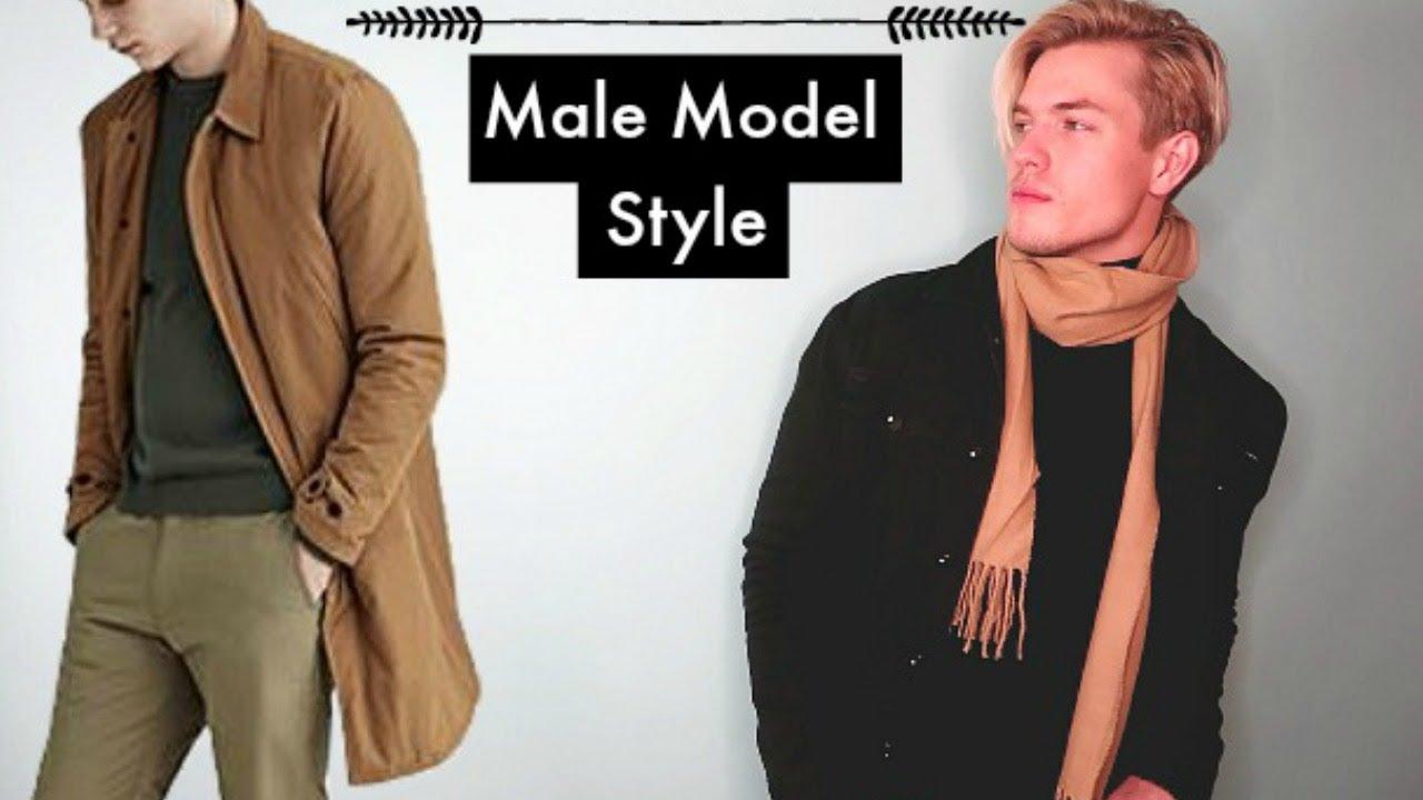 How To DRESS Like A MALE MODEL