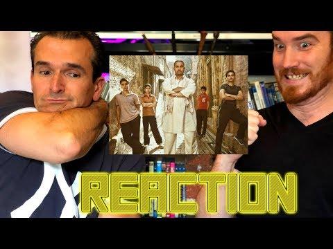 DANGAL | Aamir Khan | Trailer REACTION!!!