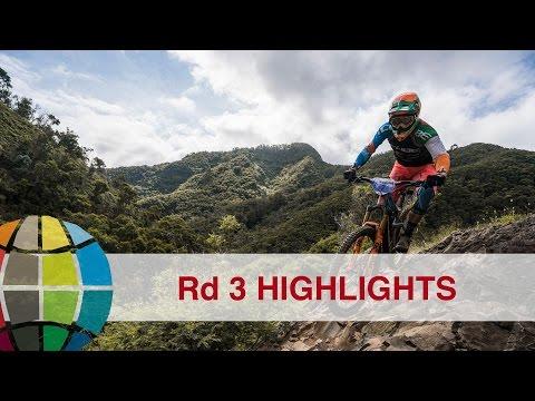 Full Round 3 Race Highlights | EWS Madeira POR 2017