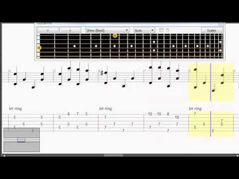 ULTIMATE GUITAR TABS - 1,100,000 songs catalog with free ...