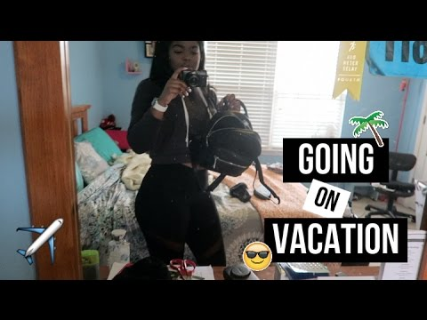 PREPARING FOR VACATION!! | Vlogmas Day 9