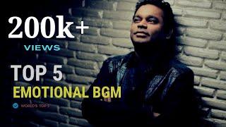 BGM Top 5  BGM Emotional Tamil exclusive since 2019  ||+Downloading links at description