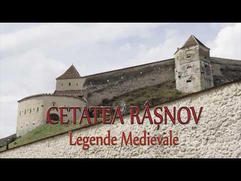 CETATEA RASNOV -