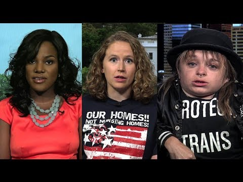 The Rolling Resistance: Meet Three Disability Rights Activists Fighting to Save Healthcare