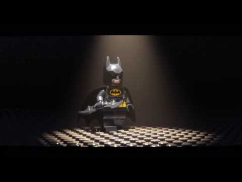 The LEGO Movie - I'm Batman - Official Warner Bros.