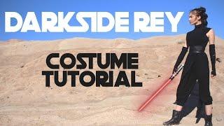 DARK SIDE REY || Star Wars Costume Tutorial