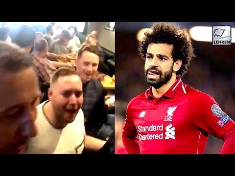 Chelsea Angered By Fans Singing Racist Chants About Mohamed Salah
