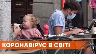 Более 42 млн больных коронавирус в мире 24 октября