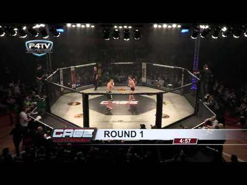 Cage Contender 12 // Gunnar Nelson -v- Alexander Butenko