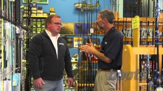 How to Fish: Choosing a Spinning Rod