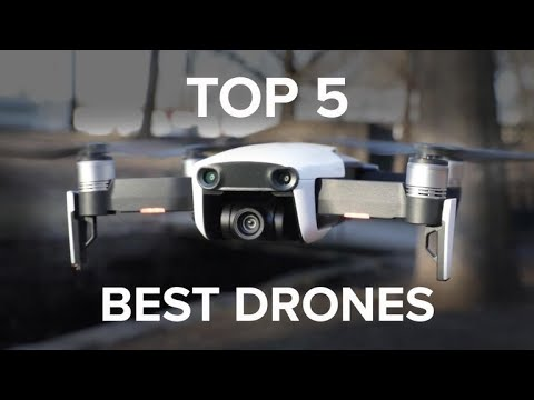 The best drones you can buy right now (CNET Top 5)