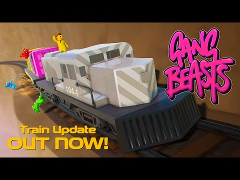 Double Fine Presents // Gang Beasts Train Update