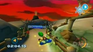 Sled Shred Nintendo Wii Trailer - Debut Trailer