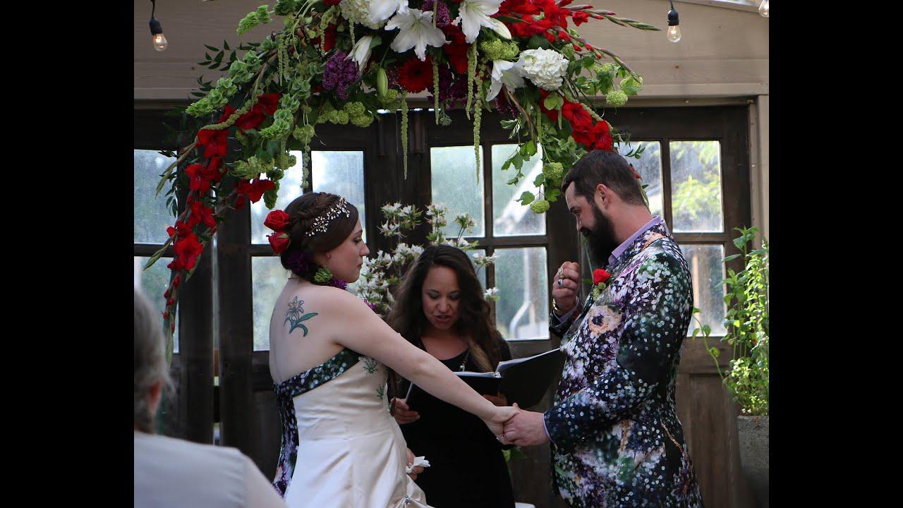 The Jc420 Weed Wedding
