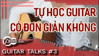 Guitar Talks #3 | Những lợi ích và nguy hại khi học guitar online | Thuận Guitar