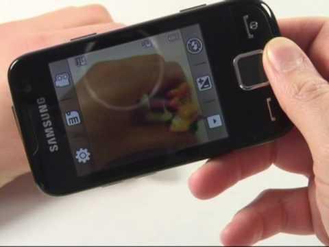 Samsung S5600 Test Kamera
