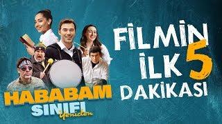 Hababam Sınıfı Yeniden - Filmin İlk 5 Dakikası