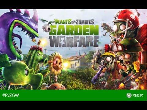 Plants vs. Zombies Garden Warfare: Gameplay Xbox One commenté - YouTube