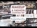 Makeup & Fashion Shopping Trip Pt.2 @ Kota Kasablanka Mall | Vlog Drugstore, Sephora, Flormar, Bagus