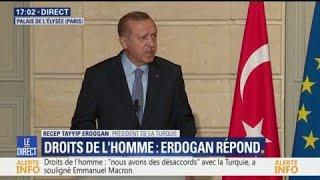 Erdogan :