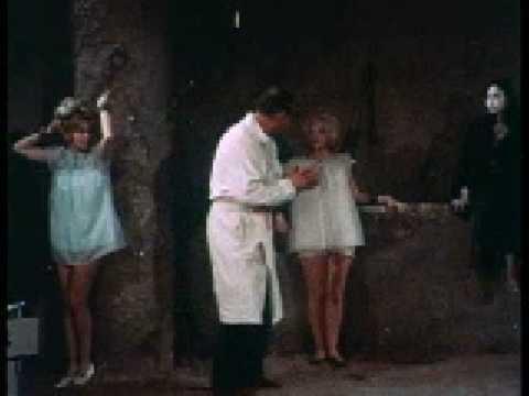 """Monsters Crash the Pajama Party"" Movie Trailer (1965)"