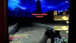 Counter-Strike 1.6 zombie mod (War3Craft)