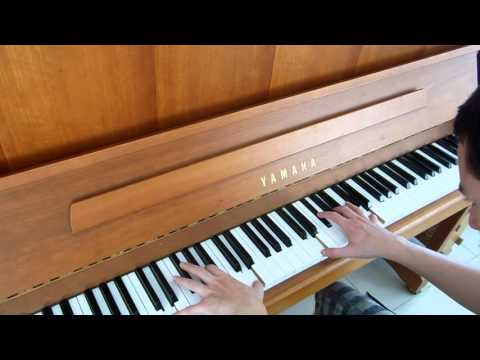 Basshunter  In her Eyes  Piano Arrangement  Danny