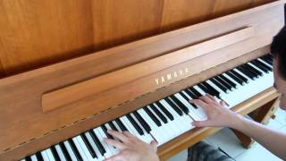Basshunter - In her Eyes ( Piano Arrangement by Danny )