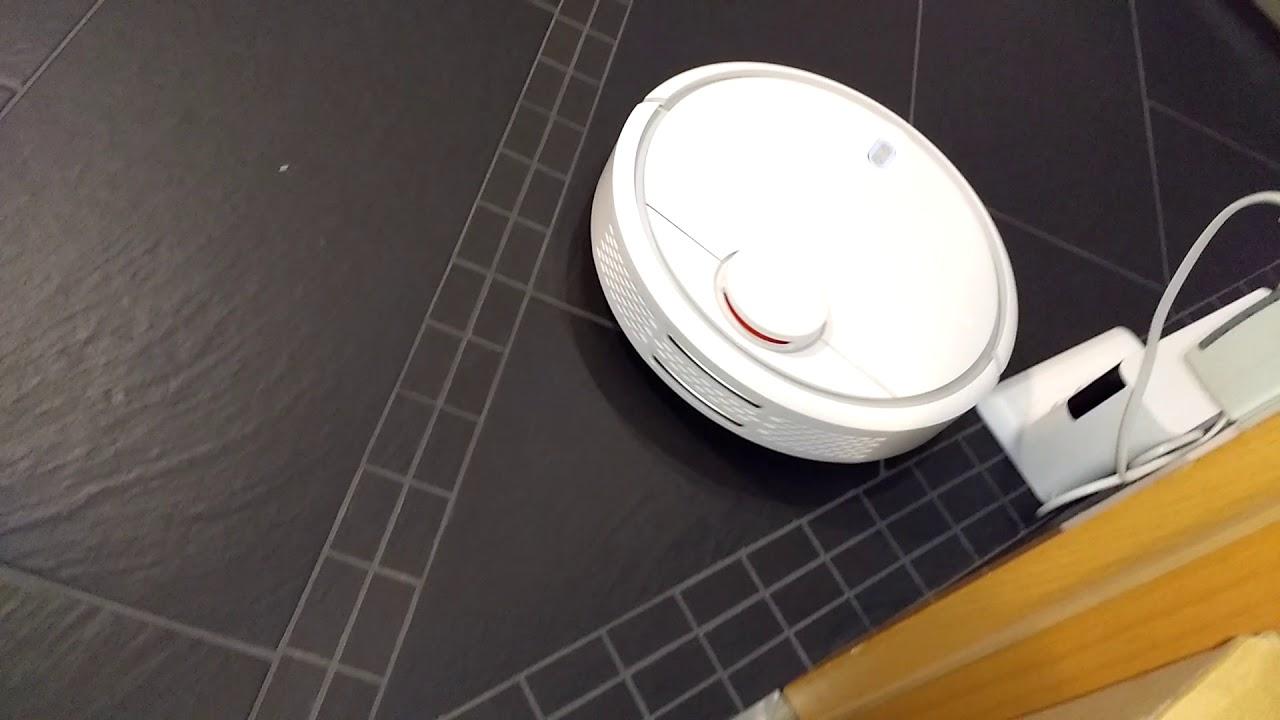 Fußboden Kaufen Xiaomi ~ Xiaomi mi1 saugroboter im härtetest in der küche mit reis auf dem