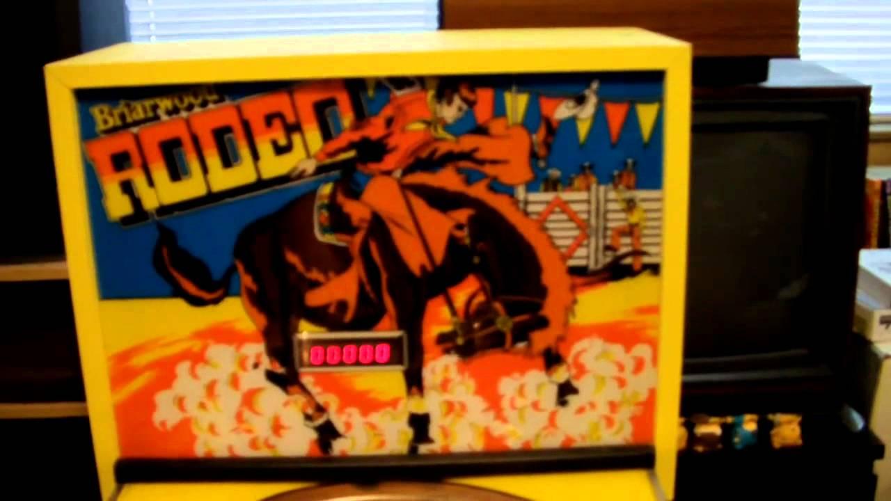 Croooow S Pinball Update 3 Briarwood Rodeo Youtube