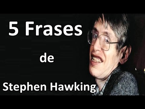 5 Frases De Stephen Hawking Youtube