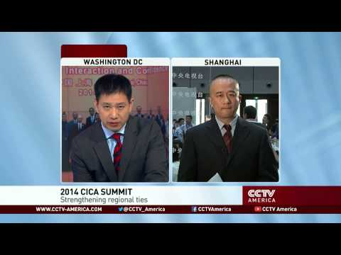 "China vows ""milestone"" CICA summit"
