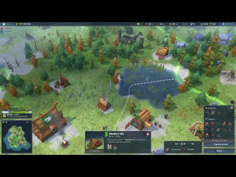 Northgard | Norse myths are awesome! |