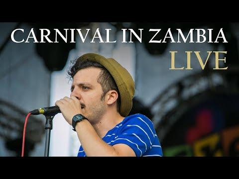 Tony Baboon - Carnival in Zambia (Live)